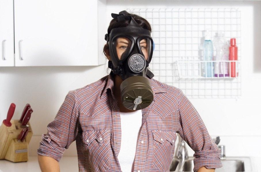 Неприятные запахи в Москве